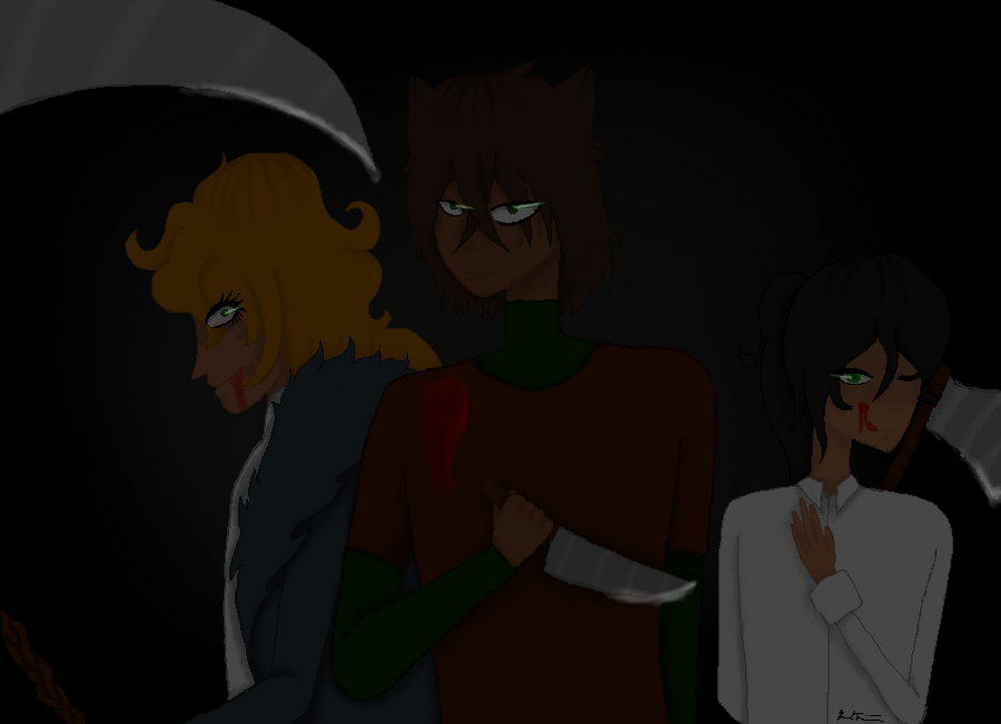 Something Wrong With Those Boys by NotACreeperGamer