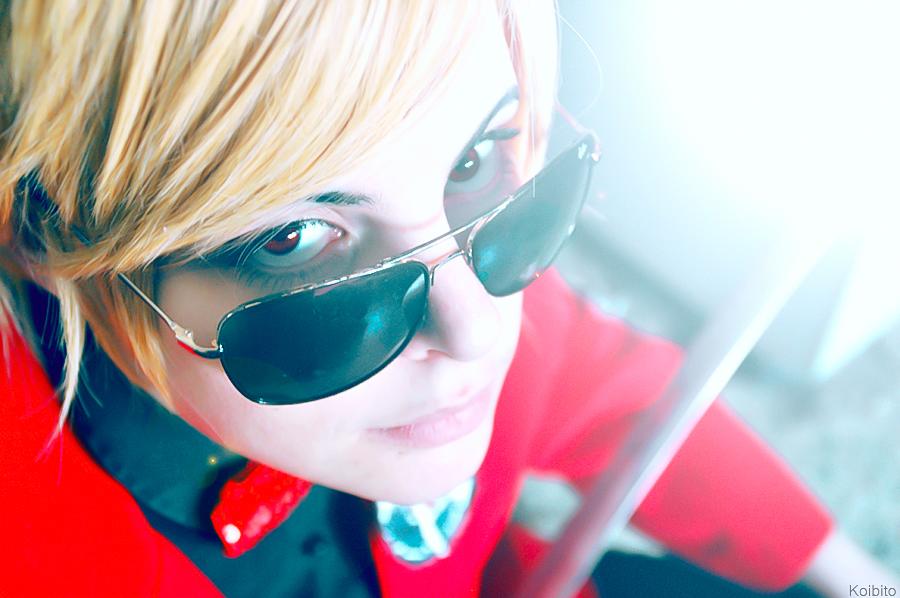 Dave Strider cosplay @H O M E S T U C K - B e t a by CarcinoVantasKisu