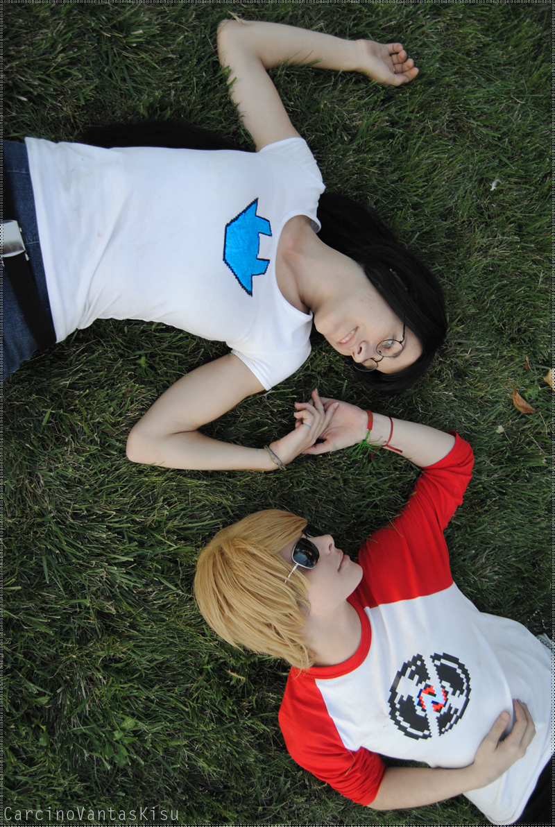 OTP @HOMESTUCK by CarcinoVantasKisu