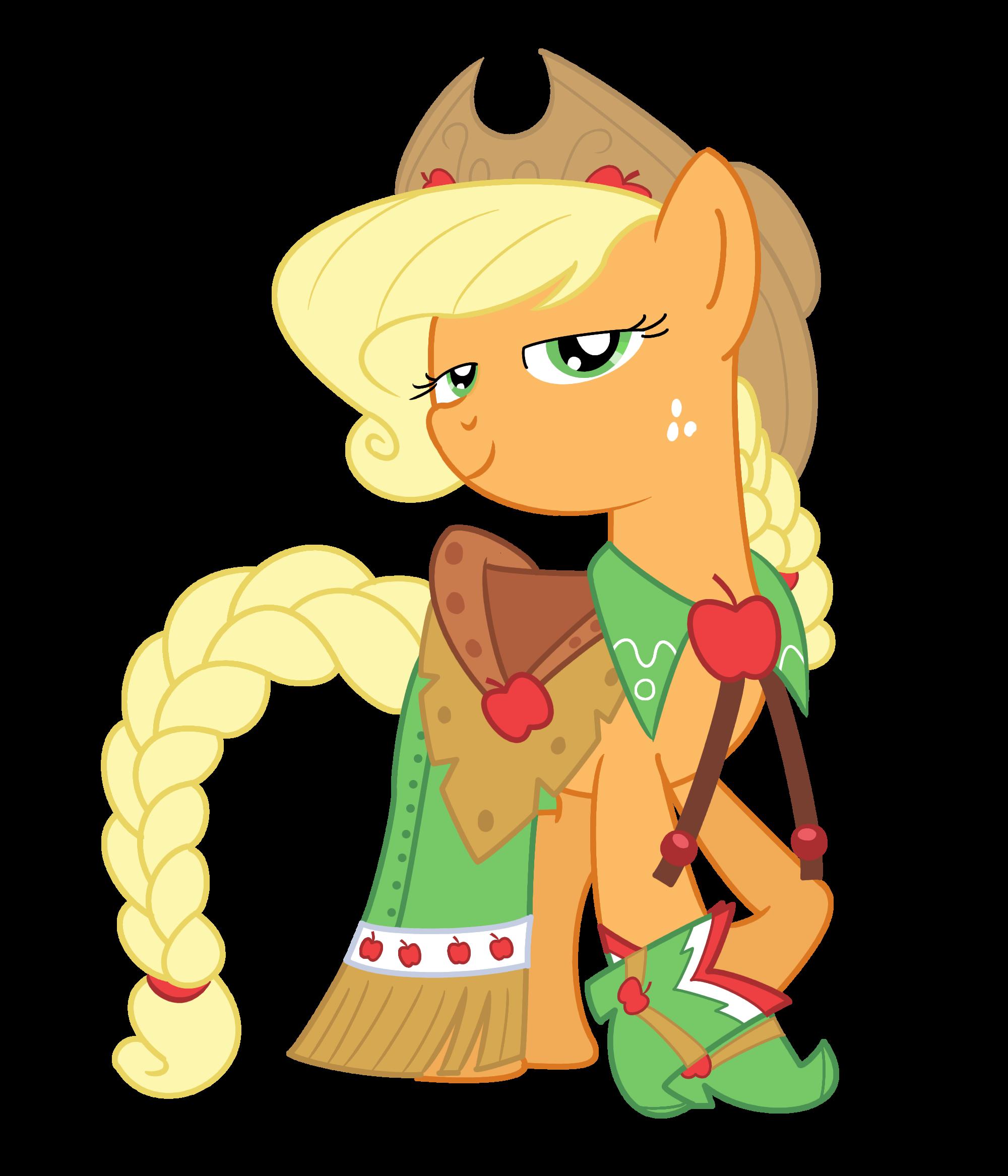 apple jack gala dress by philiptomkins on deviantart