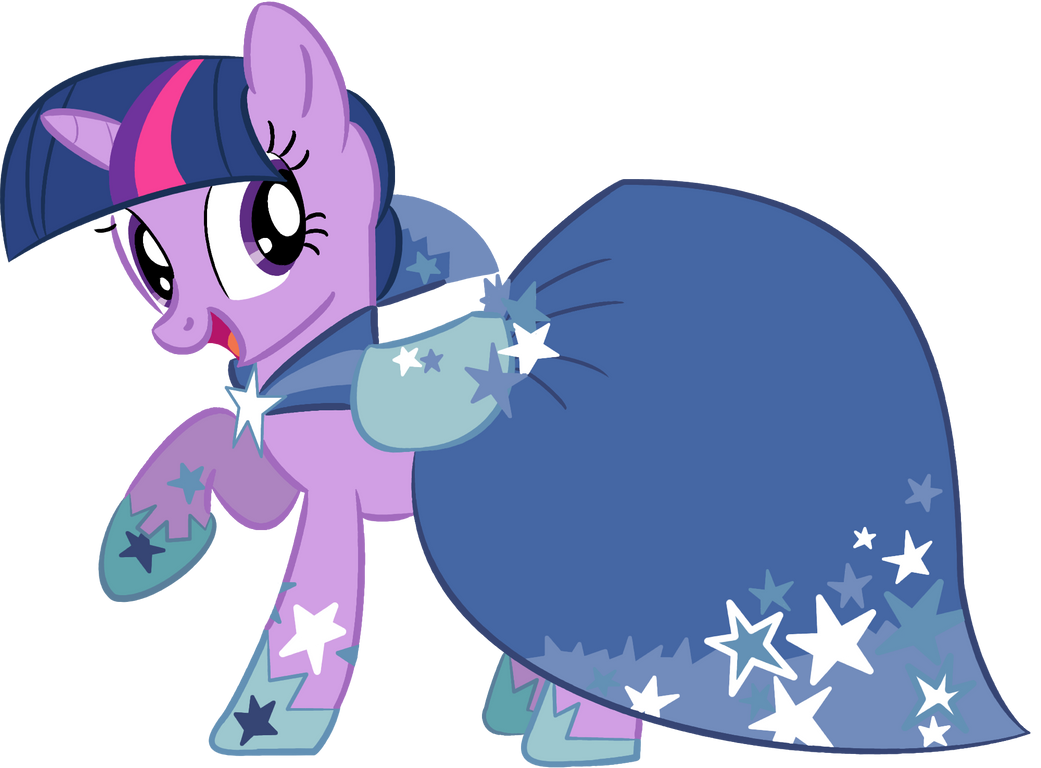 Twilight sparkle has been shown since episode one to use levitation