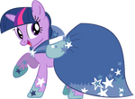 Twilight Sparkle Gala Dress