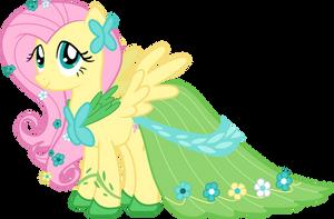 Flutter Shy Gala Dress by PhilipTomkins