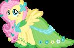 Flutter Shy Gala Dress