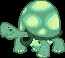 Tank The Tortoise by PhilipTomkins