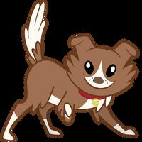 Winona The Dog by PhilipTomkins