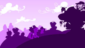 Twilight Sparkle's Charmazing Wallpaper
