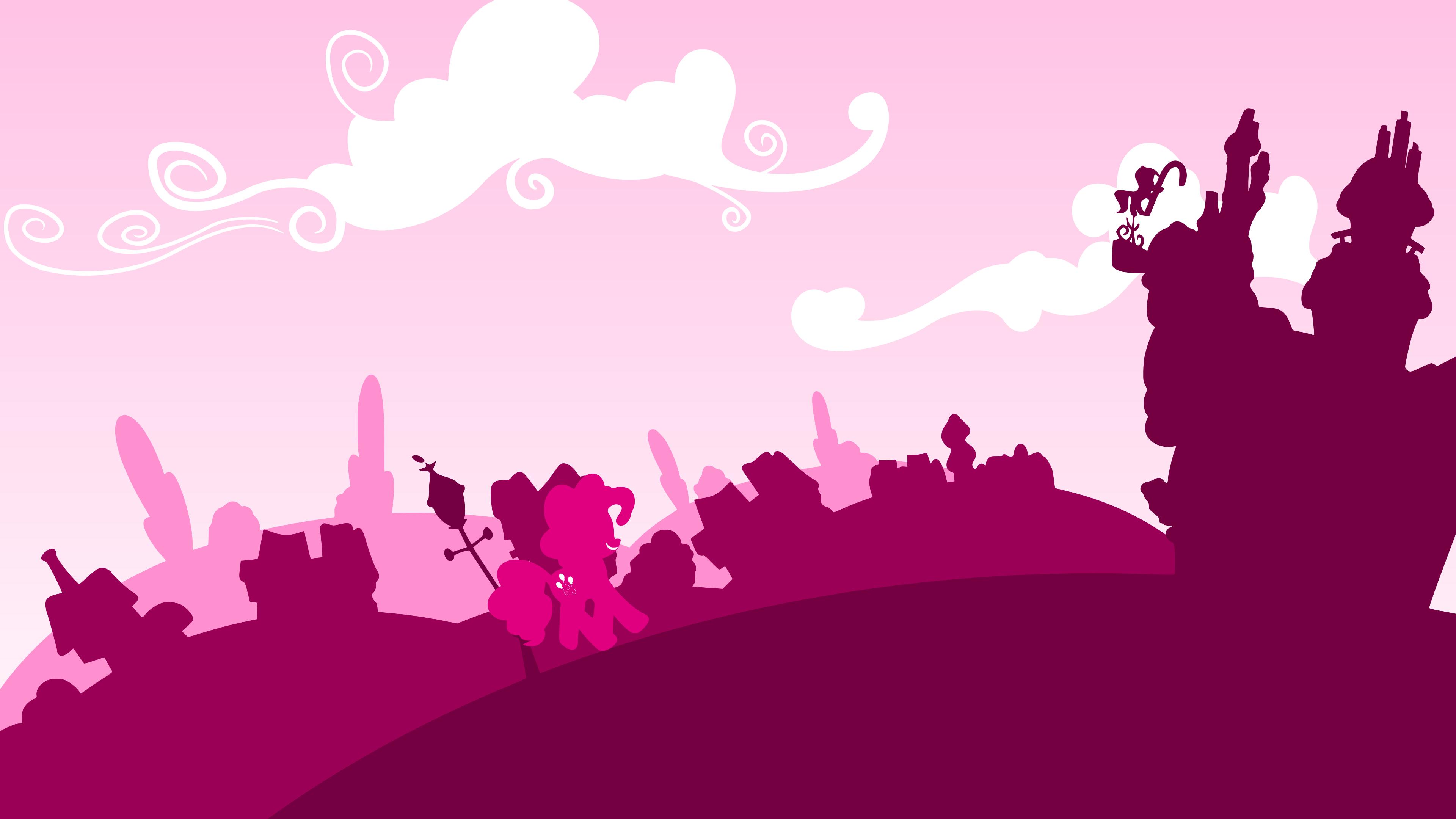 Pinkie Pie's Sweetacular Wallpaper by PhilipTomkins