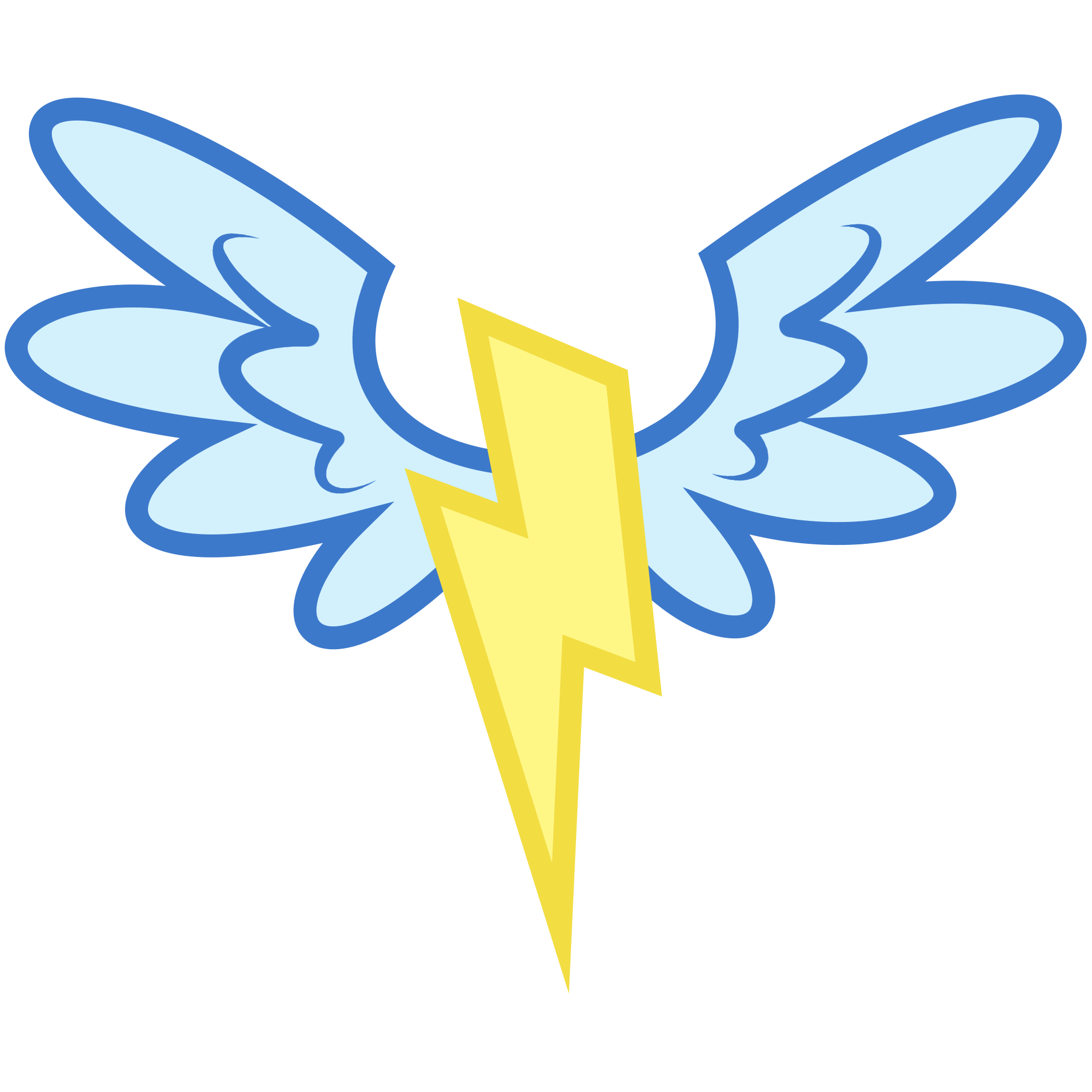 Wonder Bolts Logo Leaders Cutie Mark By Philiptomkins On