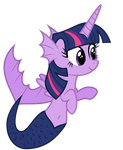 Merpony - Twilight Sparkle