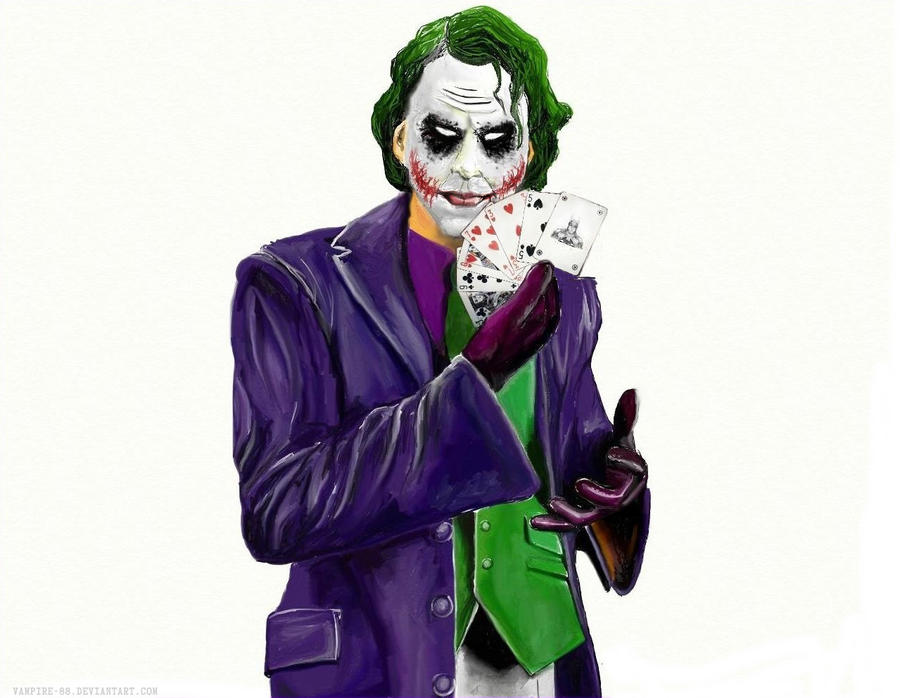 Moje ilustracije Joker_by_vampire_88-d4lufwm