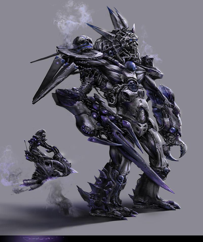 robot by noah-kh