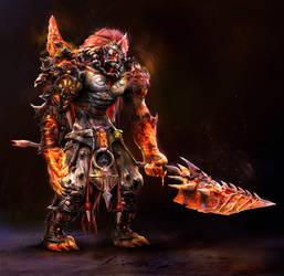 Lava_warrior