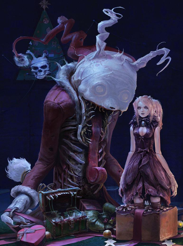 A rabbit's daydream:Lolita by noah-kh
