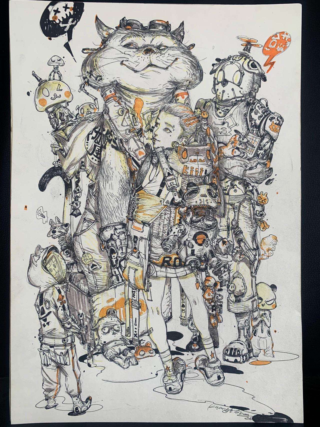 P8/Sketching