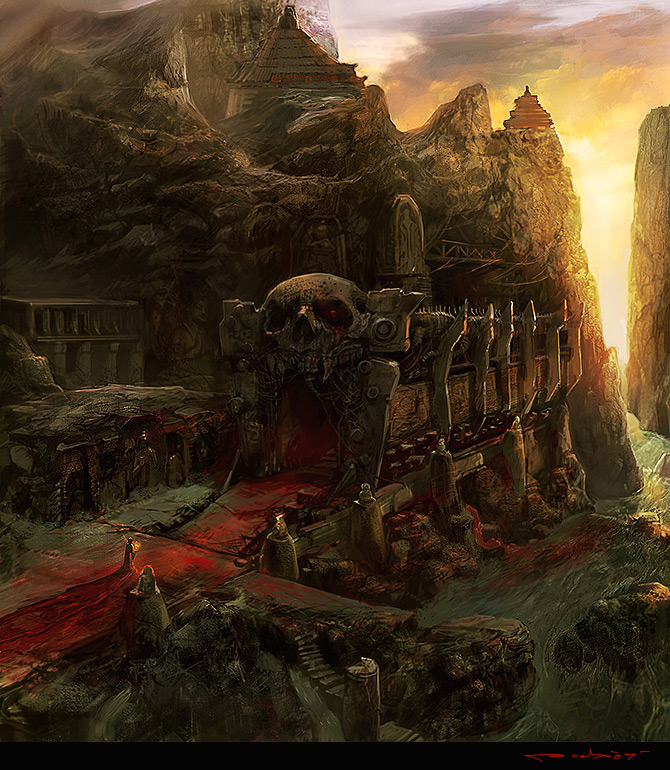 Grave of Souls by noah-kh
