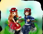 Pokemon X /Y Trainers