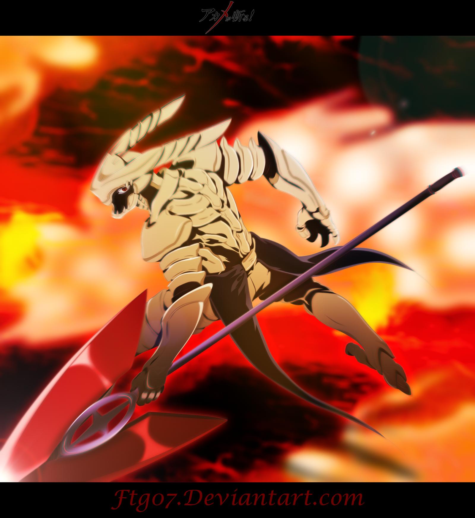 Manga Denizi Akame Ga Kill: Akame Ga Kill 54: Tatsumi[Incursio] By Ftg07 On DeviantArt