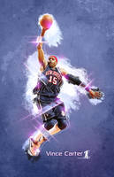 Vince Carter by avid971