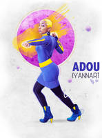 Adou by avid971