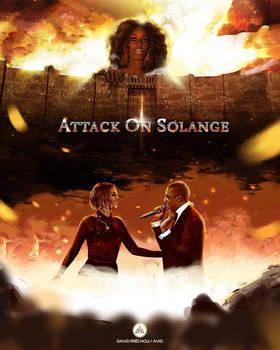 Attack On Solange
