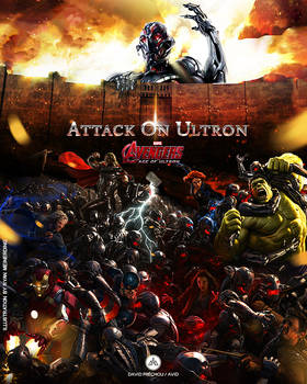 Attack On Ultron