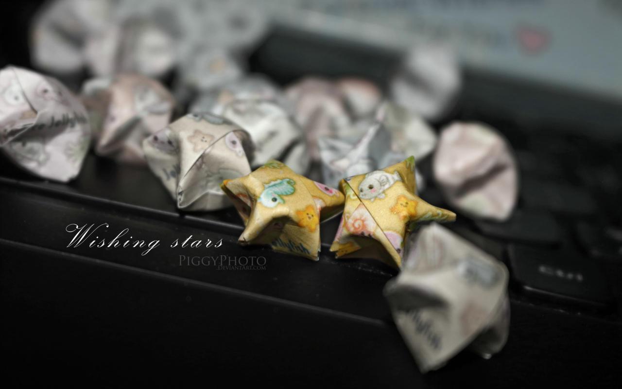 Wishing star by piggyphoto