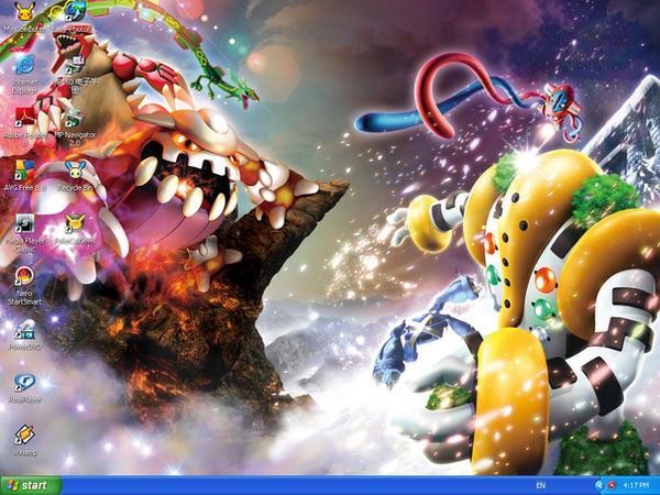 Pokemon TCG Wallpaper 5 by CRAZ1