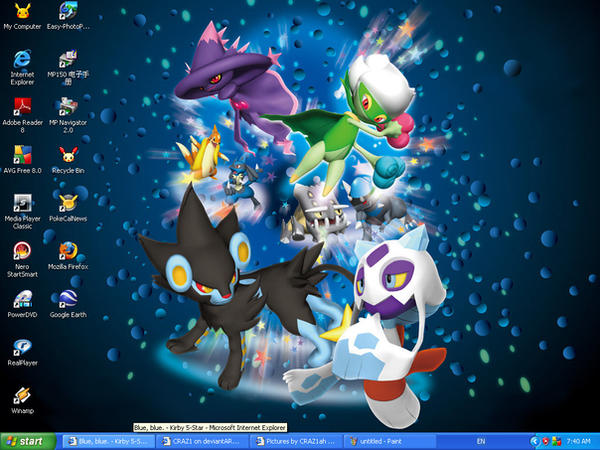 pokemon wallpapers. wallpaper Pokémon Wallpaper