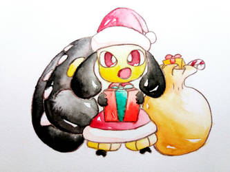 Santa Mawile is here! by CRAZ1
