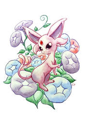 Espeon in Glory