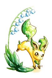 Leafeon of the Valley