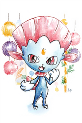 Mid-Autumn Weavile