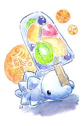 Fruitpop Snom