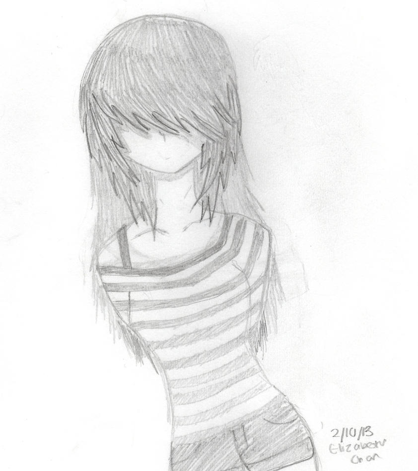 Brilliant Emo Girl Crying Drawing 5 Further Inspiration Article