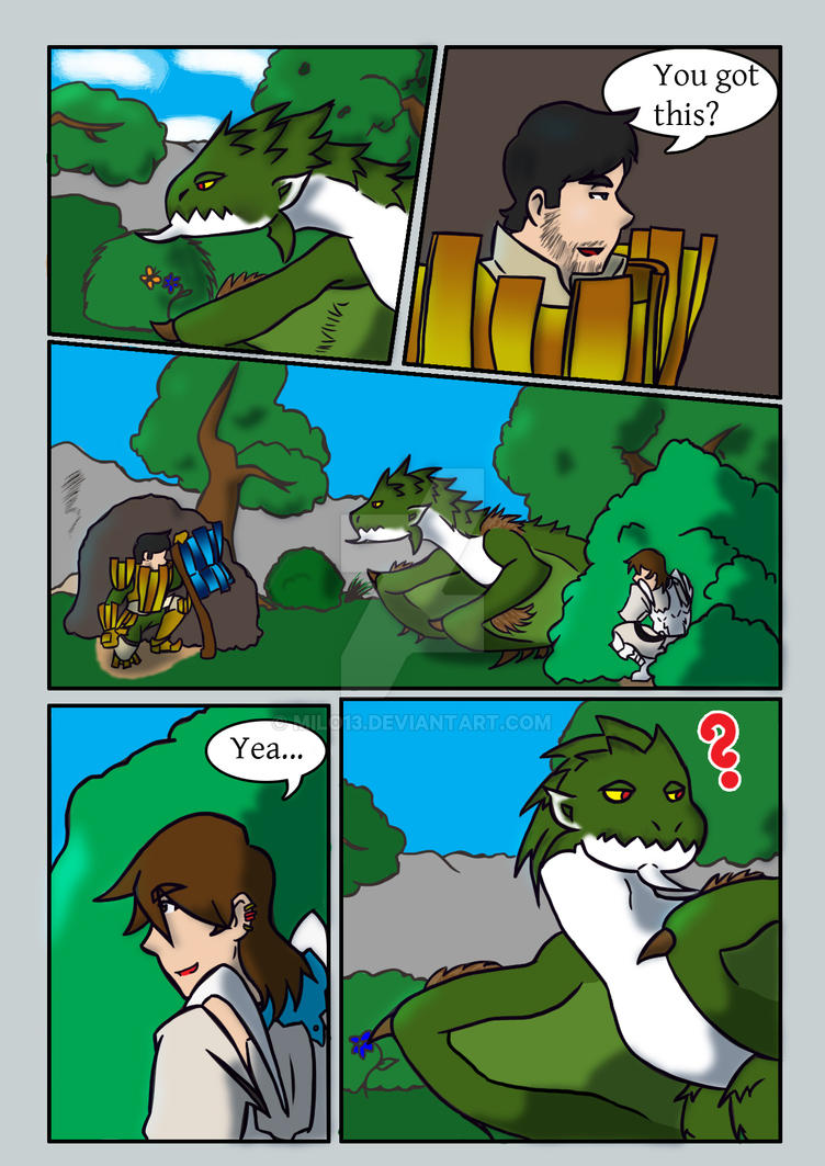 Monster Hunter: Urgent Quests. by Milo13