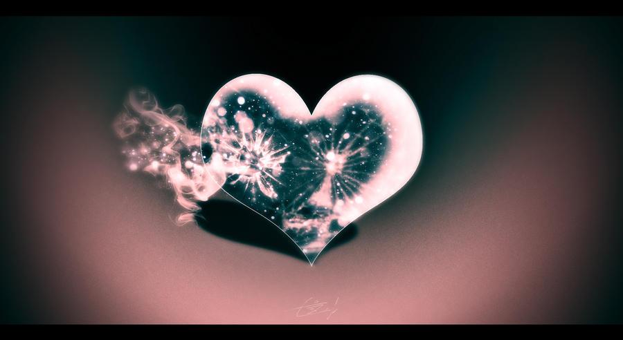 broken glass heart by TRL-phorce on DeviantArt