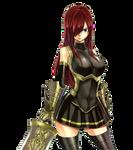 Erza Scarlet (3) Render