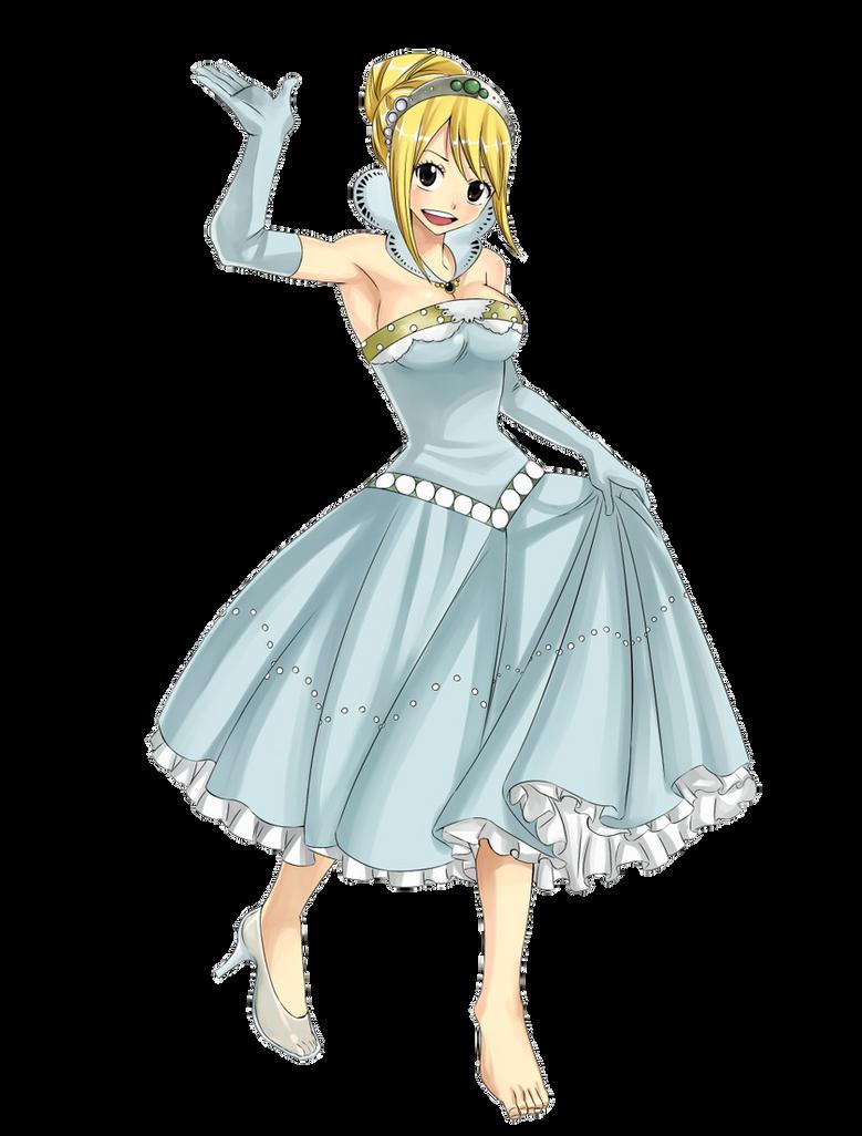 Люси в платье картинки