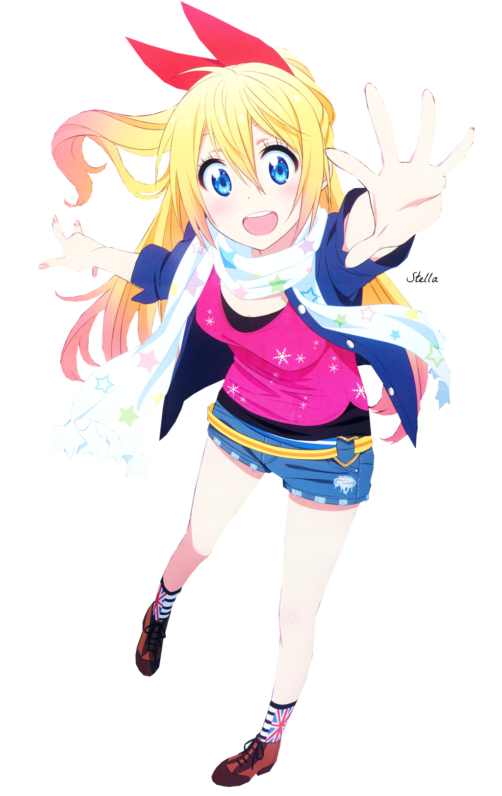 wallpaper chitoge kirisaki