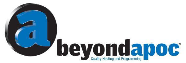 beyondapoc logo by ranger99