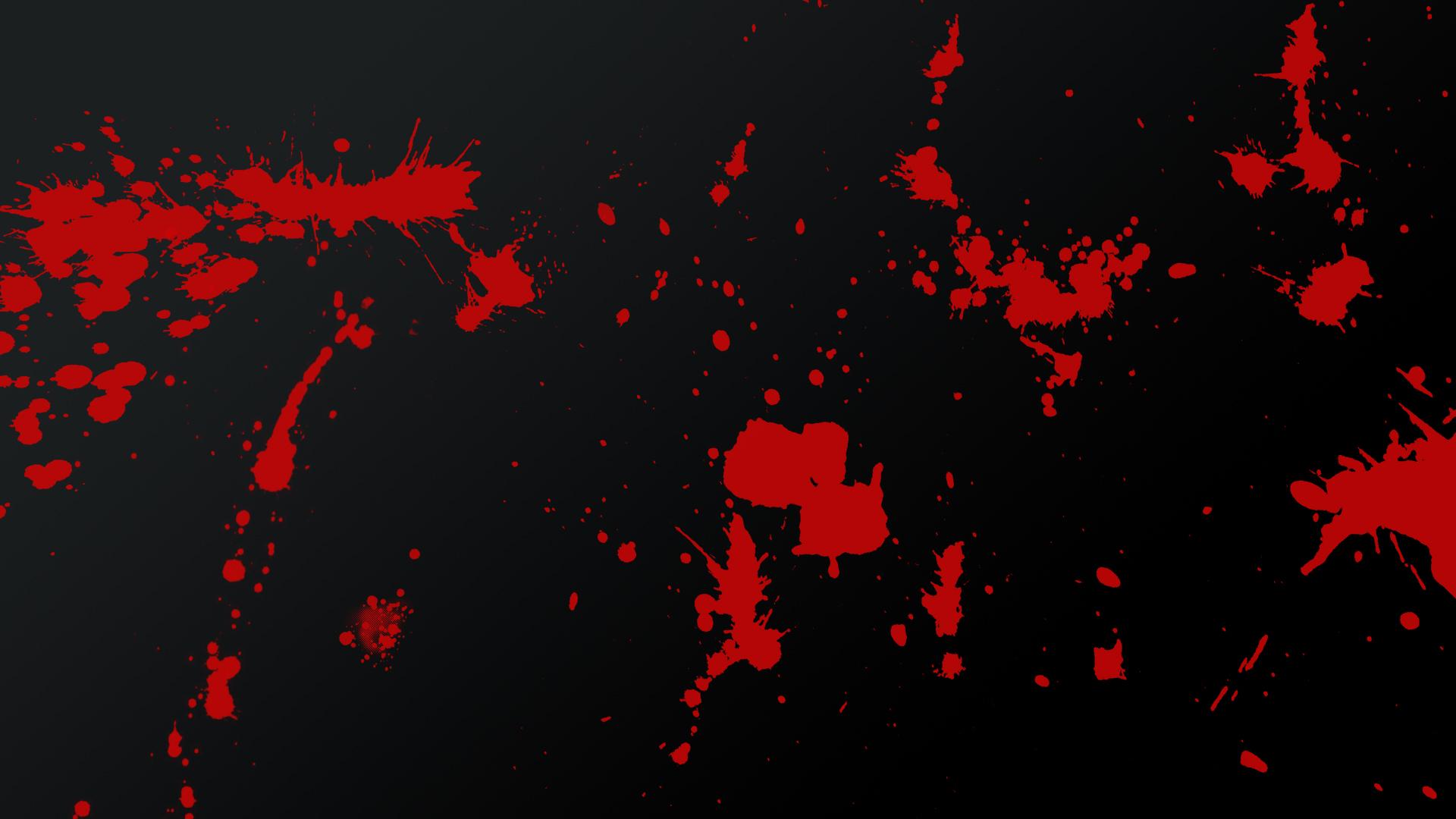 bloody splatter wallpaper -#main