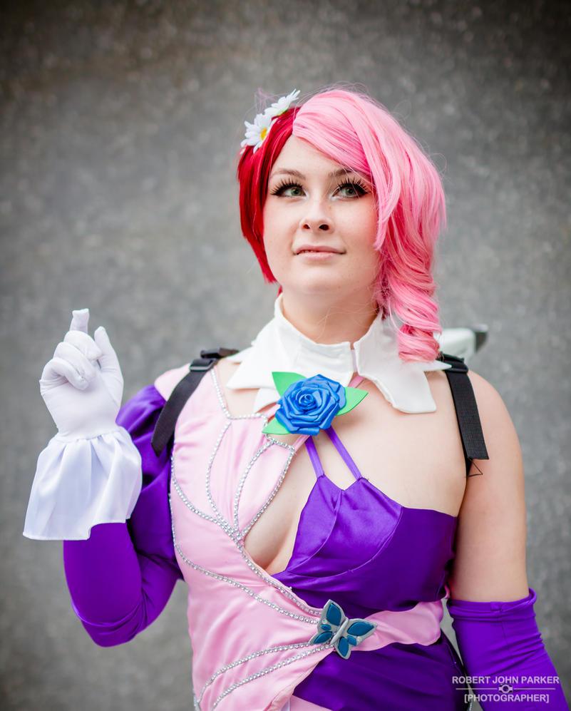 alisa tekken cosplay - photo #7