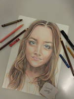 Saoirse Ronan, Melanie. by samueldplima