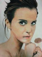 Emma Watson by samueldplima
