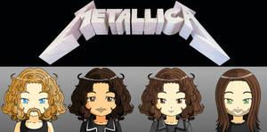 Metallica by JackHammer86