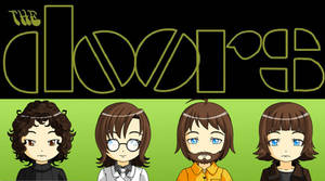 The Doors by JackHammer86