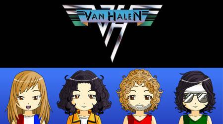 Van Halen by JackHammer86