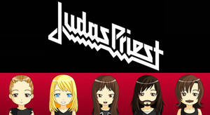 Judas Priest by JackHammer86
