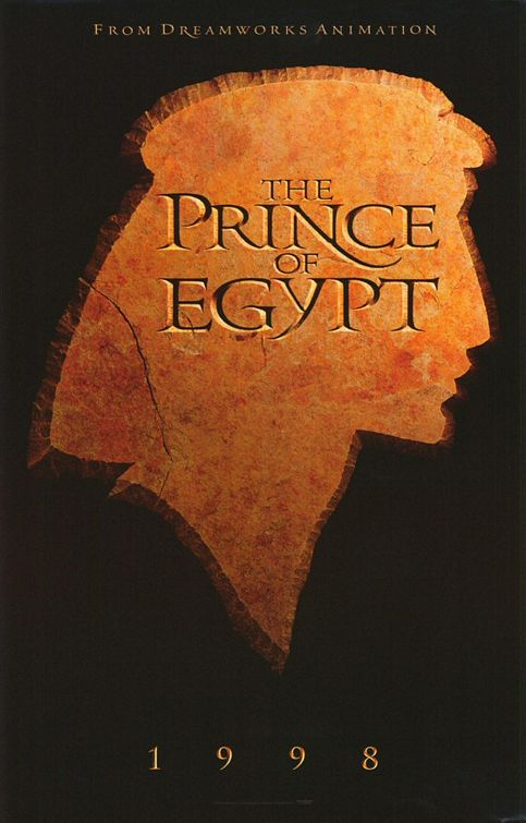 The Prince of Egypt by JackHammer86